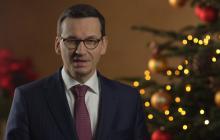 Premier Morawiecki złożył Polakom życzenia z okazji świąt [WIDEO]