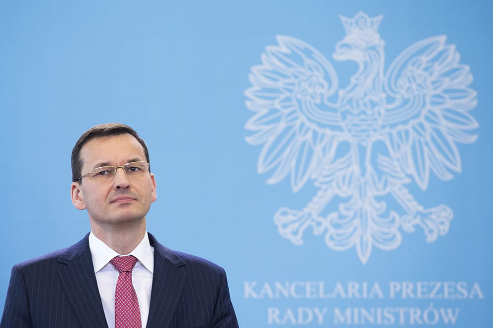 Mateusz Morawiecki wygłosił swoje expose. Oto najważniejsze punkty jego programu