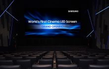 Samsung Cinema LED: Kinowa technologia przyszłości LED zawitała do Europy
