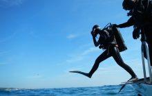 Polski żołnierz będzie bił rekord świata w nurkowaniu.