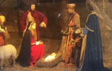 Obrabowano... bożonarodzeniową szopkę. Skradziono figurkę Dzieciątka Jezus