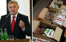 Skandal w Białymstoku! Prezydent miasta walczy z domem dziecka, bo... przyjęli słodycze od ONR?
