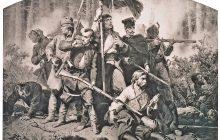 155 rocznica wybuchu Powstania Styczniowego. Oficjalne obchody.