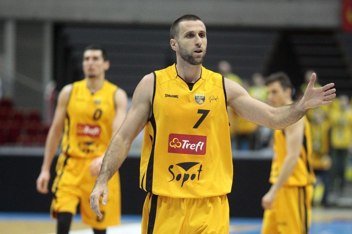 Nikola Marković odchodzi z Trefla Sopot