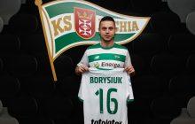 Ariel Borysiuk ponownie pilkarzem Lechii Gdańsk