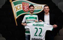 Filip Mladenović podpisał kontrakt z Lechią Gdańsk