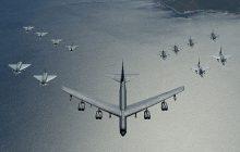 Amerykanie wysłali bombowce B-52 na wyspę Guam. Manewr ma związek z zimowymi igrzyskami olimpijskimi?