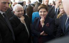Jarosław Kaczyński twierdzi, że nie wypowiedział słów, które padły w wywiadzie z nim. Chodzi o to, co mówił do Beaty Szydło