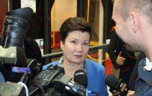 Hanna Gronkiewicz-Waltz o konflikcie Polski z UE.