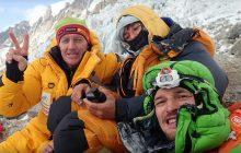 Rafał Fronia, uczestnik wyprawy na K2, opowiedział o kulisach akcji ratunkowej na Nanga Parbat.