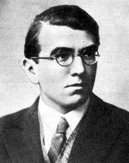 Wikimedia Commons/ public domain. Henryk Zygalski - polski matematyk i kryptolog, pomógł odszyfrować Enigmę.