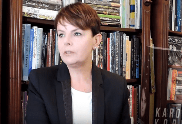 Mocny wpis Karoliny Korwin-Piotrowskiej pod adresem opozycji. Poszło o głosowanie ws. aborcji.
