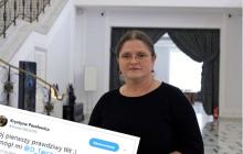 Krystyna Pawłowicz założyła konto na Twitterze. Jej pierwszy wpis cieszy się ogromną popularnością!