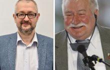 Rafał Ziemkiewicz wywołał kontrowersje. Opublikował wpis o pogrzebie Wałęsy. Odpowiedział mu sam zainteresowany.