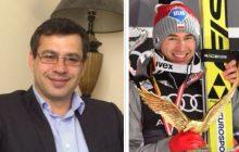 Dziennikarz twierdził, że symbol na kasku Kamila Stocha był nawiązaniem do Smoleńska. Innego zdania jest małżonka skoczka