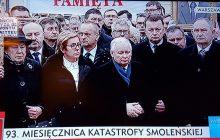 Pierwsza miesięcznica katastrofy smoleńskiej po rekonstrukcji rządu. Na miejscu Antoni Macierewicz