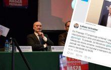 Wyborcy PiS wściekli po odwołaniu Macierewicza. Poseł próbuje studzić emocje i publikuje fragment artykułu.