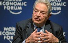 George Soros w Davos zapowiedział koniec Donalda Tumpa.