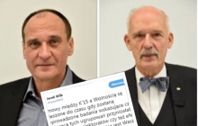 Rozmowy między Kukiz'15 a partią Wolność zawieszone. Jacek Wilk wyjaśnia, dlaczego
