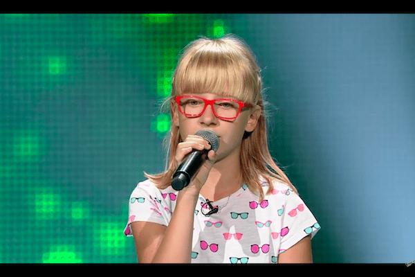 Niepozorna 11-latka powaliła jurorów na kolana. Wykonała niezwykle trudną piosenkę! [WIDEO]