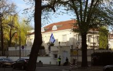 Będzie manifestacja pod ambasadą Izraela w Warszawie.