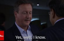 David Cameron myślał, że nikt go nie nagrywa. Były premier Wlk. Brytanii powiedział, co myśli o Brexicie