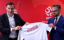 Coca-Cola oficjalnym sponsorem piłkarskiej reprezentacji Polski!