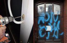 Nieznani sprawcy niszczą biura polityków PiS.