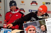 Kamil Stoch otrzymał gratulacje od Richarda Freitaga. Niemiec opublikował wymowne zdjęcie!