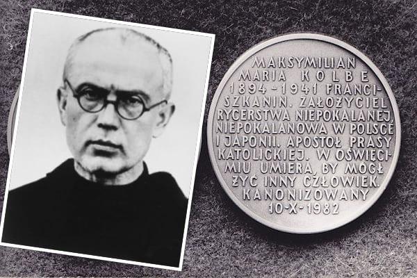 Ojciec, który dawał przykład nawet w obozie koncentracyjnym - rocznica urodzin św. Maksymiliana Kolbe