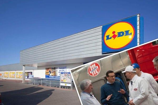 Prezes Lidla odpowiada Morawieckiemu. Ponad 70 procent produktów pochodzi z Polski!