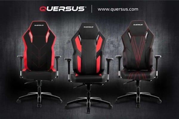 Debiut serii VAOS – foteli nowej generacji od QUERSUS