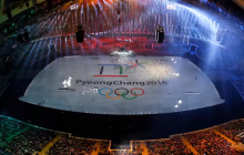 Zimowe Igrzyska Olimpijskie: Korea Południowa i Północna wystąpią pod wspólną flagą [FOTO]