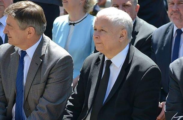 Jarosław Kaczyński jasno na temat reparacji od Niemiec. Przecina spekulacje