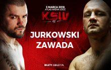 Rewanż Jurkowski vs Zawada na KSW 42 w Łodzi