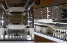 Tak wygląda Pałac Prezydencki wydrukowany w technologii 3D. Prezydent opublikował zdjęcia wyjątkowej makiety [FOTO]