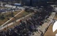 Wielki sukces marszu dla życia w Waszyngtonie. Tłumy ludzi na ulicach przeciwko aborcji [WIDEO]
