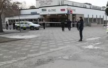 Sztokholm: Potężny wybuch na stacji metra!
