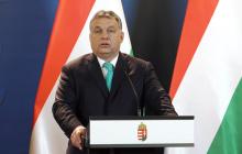 Viktor Orban ostro o Ukrainie.
