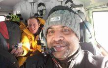 Oto pilot helikoptera, który uczestniczył w akcji ratunkowej na Nanga Parbat. Pakistańczyk publikuje zdjęcia i film
