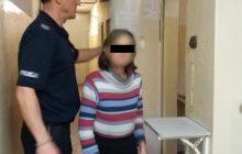Matka podpaliła własnego syna! Policja już ją ma.