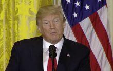 Co za wpadka Trumpa! Twierdzi, że sprzedał Norwegii... myśliwce z gry komputerowej [WIDEO]