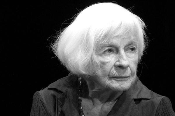 Mija rok od śmierci znakomitej polskiej aktorki, Danuty Szaflarskiej