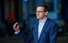 Mateusz Morawiecki z tytułem Człowieka Roku tygodnika