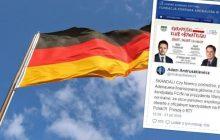 Andruszkiewicz: Czy Niemcy pośrednio, poprzez Fundację Adenauera wspierają kandydata PO i Nowoczesnej na prezydenta Warszawy?
