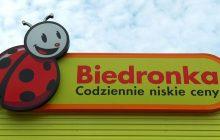 Radzyń Podlaski: Zuchwała kradzież w Biedronce. Trwają poszukiwania złodziejki