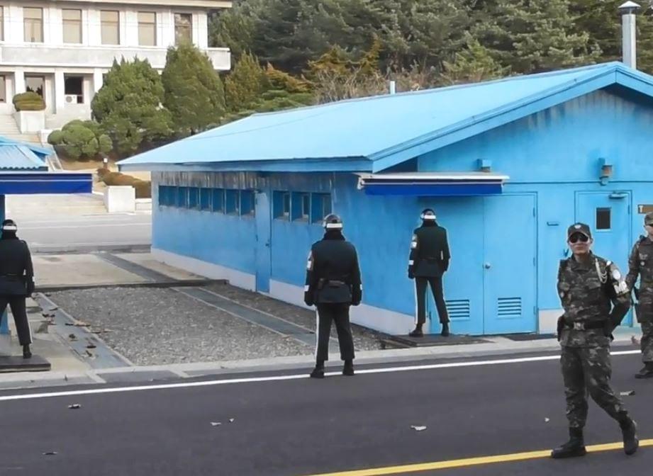 Andrzej Duda odwiedził granicę pomiędzy Koreą Południową a Północną. Jego osobisty fotograf opublikował zdjęcie