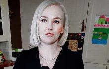 Żona Władysława Frasyniuka twierdzi, że przygotowywała syna na przyjście policji.
