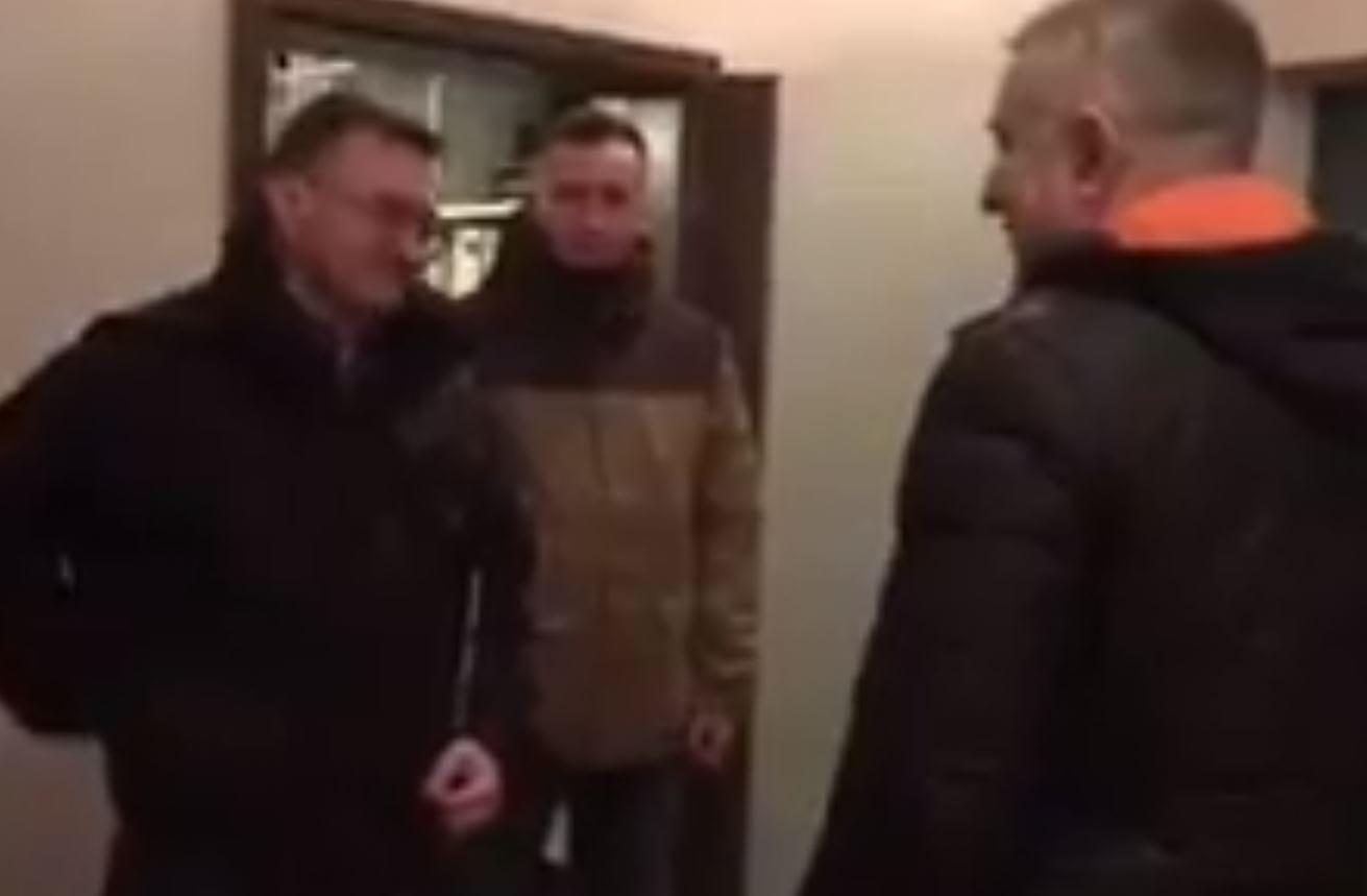 Jest nagranie z zatrzymania Władysława Frasyniuka! W sieci zamieścił je Ryszard Petru [WIDEO]