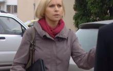 Najpierw Stockinger, teraz Paulina Holtz. Serialowa córka wspomina Agnieszkę Kotulankę
